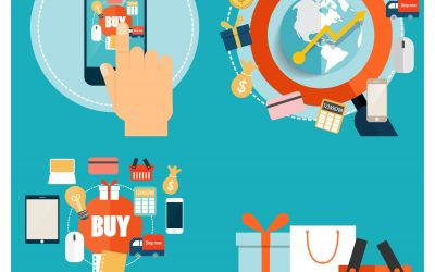 Why are Indian and Chinese shoppers pushing e-commerce growth?